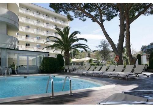 Hotel Alegria Fenals Mar 3*+ Ljoret de Mar Bazen