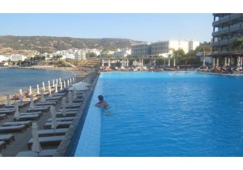 Hotel Alimounda Mare Pigadia Karpatos leto