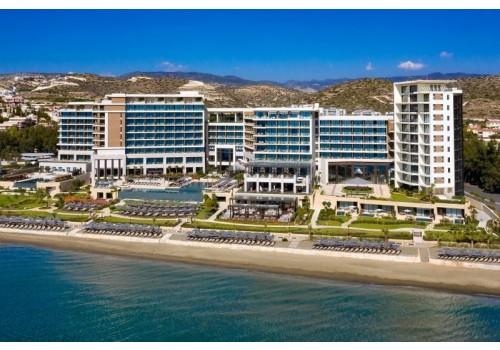 Hotel Amara Beach Limasol Kipar letovanje paket aranžman more leto cena izgled