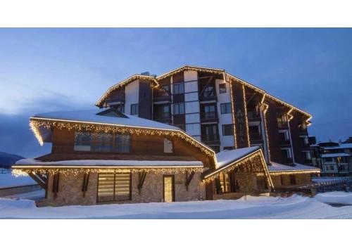 Hotel Amira Residence Bansko Bugarska skijanje Dream Land