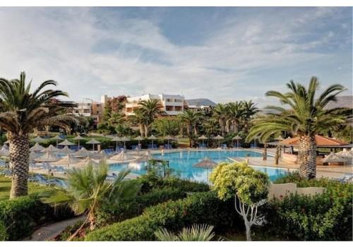 Hotel Anissa Beach 4* Anisaras Bašta