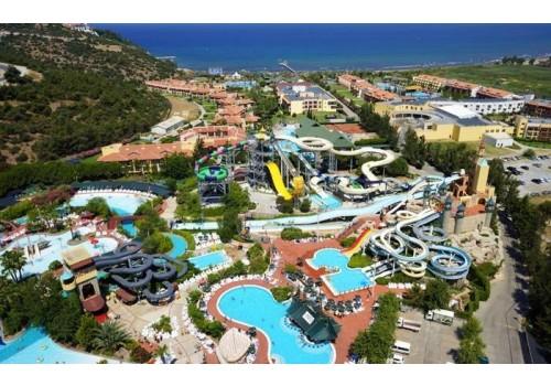 Hotel Aqua Fantasy Kušadasi Turska letovanje porodica deca more paket aranžman