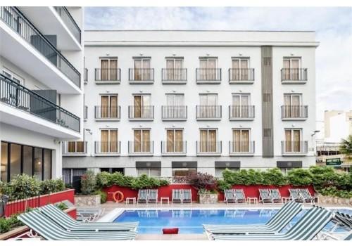 Hotel Aqua Hotel Bertran 4* Ljoret de Mar Bazen