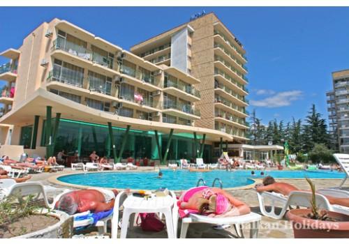bugraska suncev breg leto cene hoteli aranzmani najpovoljnije