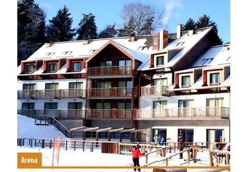 Skijanje u Sloveniji Maribor Pohorje zimovanje cene smestaj