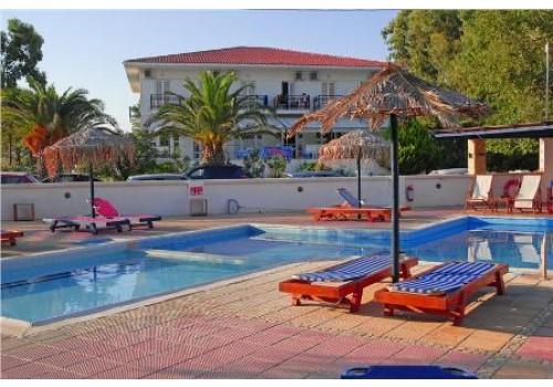 HOTELI GRČKA SAMOS LETO ARANŽMANI CENE AVIONOM