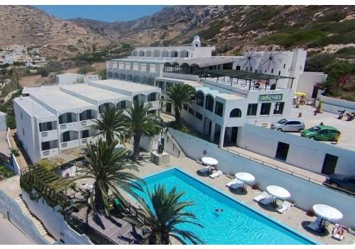 Hotel Arkesia Karpatos leto Karpatos ponuda