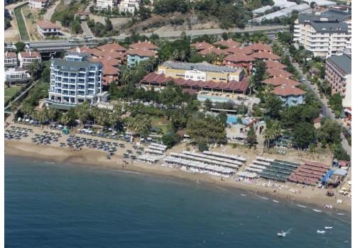 HOTEL ARMAS GREEN FUGLA BEACH Alanja Turska more leto letovanje povoljno
