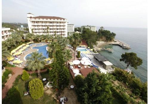 HOTEL Aska Bayview resort ALANJA TURSKA leto letovanje more paket aranžman povoljno