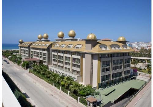 Hotel Aydinbey kings palace and spa side turska plaža more letovanje paket aranžman spolja