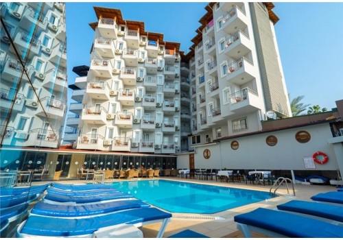 HOTELI NA KLEOPATRA PLAZI TURSKA ALANJA