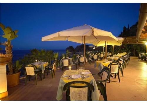 Hotel Baia delle Sirene 4* Balkon