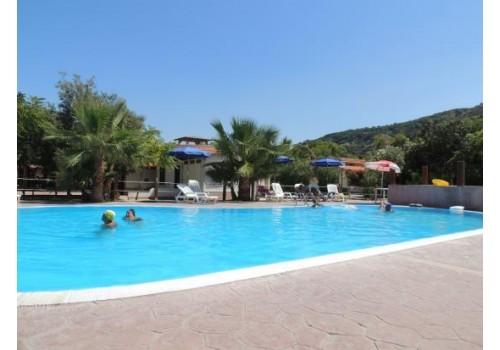 Hotel Baia di Zambrone Kalabrija Italija bazen