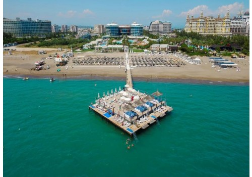 BAIA LARA HOTEL ANTALIJA TURSKA DREAM LAND