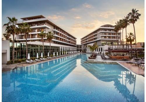 Hotel BARUT ACANTHUS & CENNET Side leto Turska letovanje avionom more paket aranžman