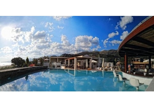 Hotel Blue Sea 5* Stalida Bazen