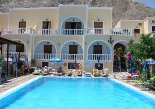 SANTORINI LETOVANJE GRČKA PONUDA HOTELI CENE
