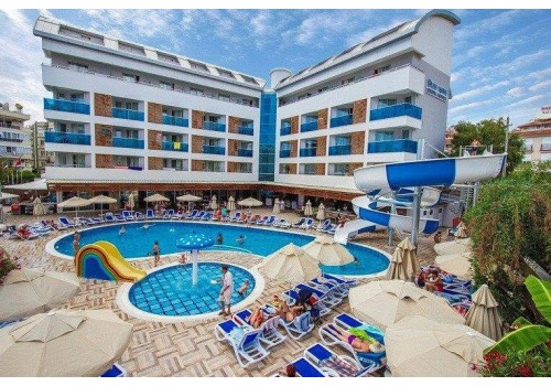 ALANJA LETOVANJE HOTELI ALL INCLUSIVE