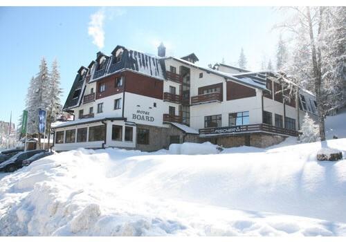 Hotel Bord Jahorina zimovanje sezona skijanje cena ponuda