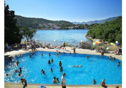 letovanje ostrvo Korčula Hrvatska aranžmani