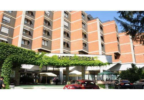 HOTEL BREZA VRNJACKA BANJA SERBIA ACCOMMODATION