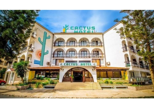 Hotel Cactus Larnaka Kipar more paket aranžman letovanje smeštaj