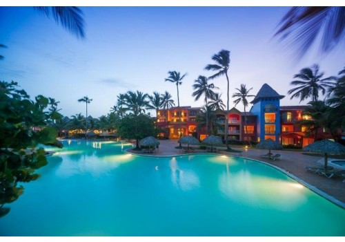 HOTEL CARIBE CLUB PRINCESS BEACH RESORT & SPA PUNTA CANA CENE