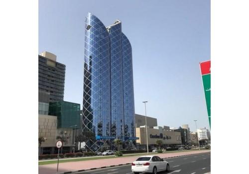 Hotel City Seasons Towers dubai smeštaj Ujedinjeni arapski emirati