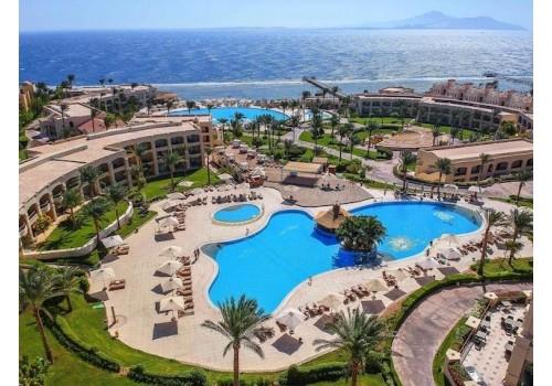HOTEL CLEOPATRA LUXURY RESORT SHARM EL SHEIKH bazen