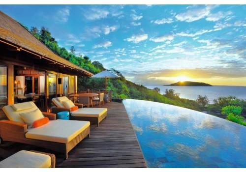 Hotel Constance Ephelia Sejšeli odmor letovanje cena smeštaj bazen