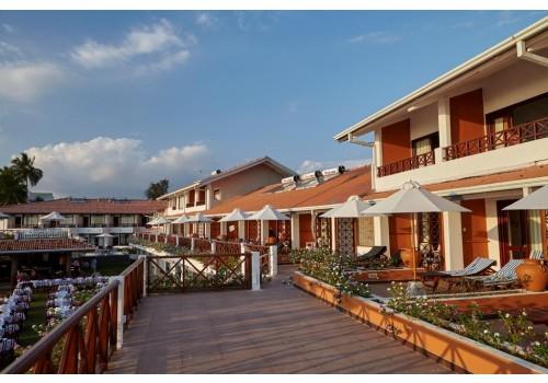 HOTEL CORAL SANDS 3* - Hikkaduwa / Šri Lanka