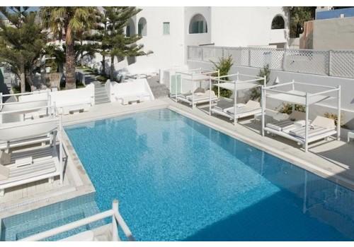 Hotel Deadalus 4* Fira Bazen