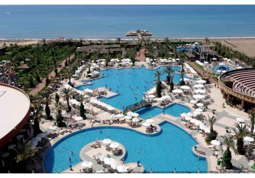 HOTEL DELPHIN PALACE RESORT ANTALIJA - LARA LETO ARANŽMANI AVIONOM HOTELI