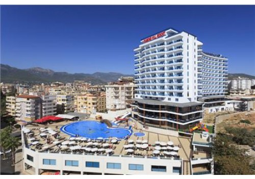 HOTEL DIAMOND HILL RESORT Turska Alanja leto letovanje hoteli cene avionom aranžmani