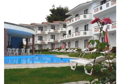 XENIOS DOLPHIN BEACH GRCKA HALKIDIKI KASANDRA HOTELI LETOVANJE