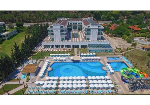 HOTEL DOSINIA LUXURY RESORT KEMER TURSKA