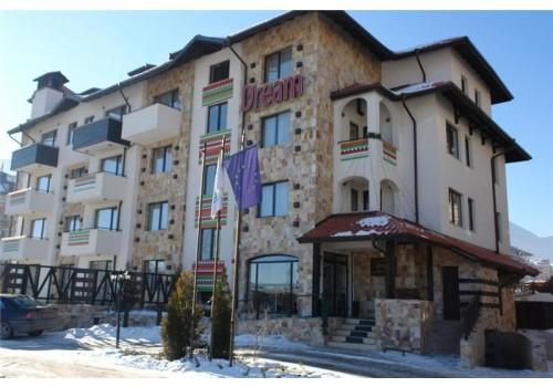 Hotel Dream bugarska skijanje zimovanje cena bansko autobus sopstveni prevoz povoljno
