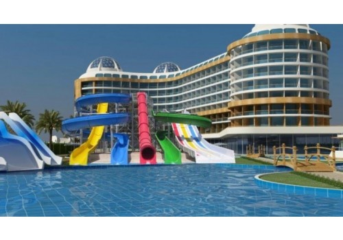 HOTEL DREAM WORLD AQUA SIDE TURSKA