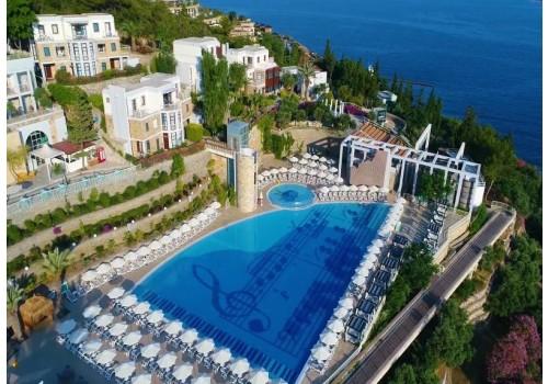 HOTEL DUJA BODRUM TURSKA SLIKE DREAMLAND