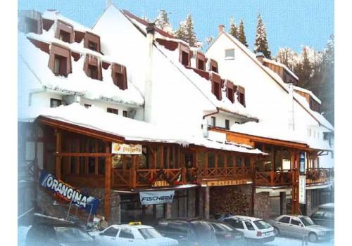 Hotel Dva Javora skijanje na Jahorini zima cene