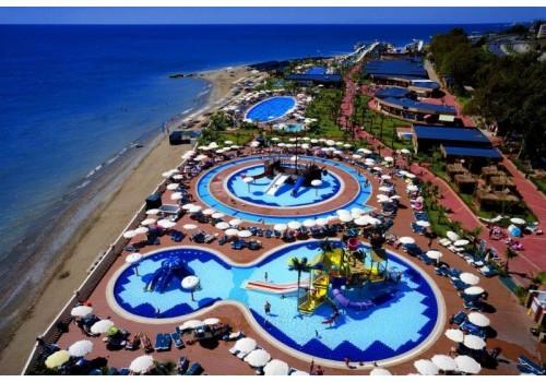 Hotel Eftalia Village Alanja Turska kompleks