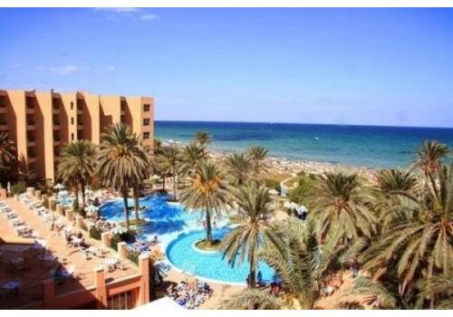 HOTEL EL KSAR RESORT AND THALASSO 4* - Sus Panorama