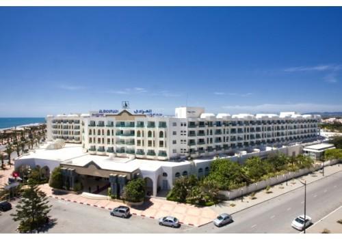 HOTEL EL MOURADI HAMAMET JASMIN HAMAMET TUNIS CENE PONUDA HOTELI ARANZMANI