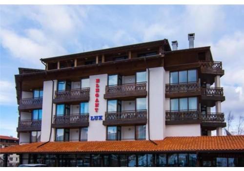 HOTEL ELEGANT LUX BANSKO BUGARSKA SKIJANJE DREAMLAND