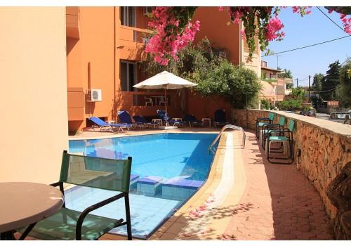Hotel Elotia 3* - Agia Apostoli / Hanja / Krit - Grčka aranžmani
