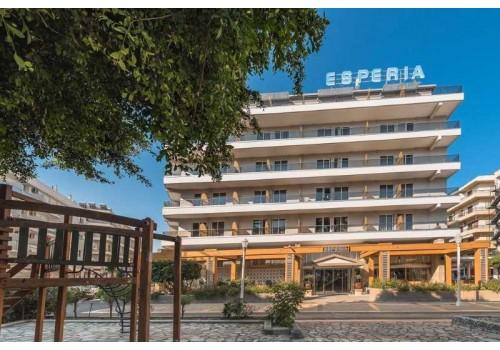 Hotel Esperia Rodos letovanje smeštaj cena paket aranžman