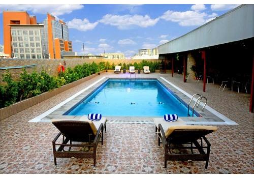 Hotel Excelsior Downtown Dubai leto letovanje putovanja paket aranžman avionom bazen