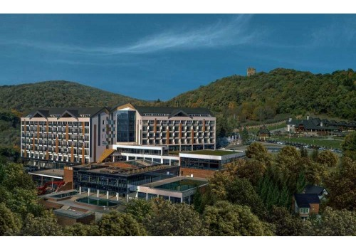Hotel Fruške terme Fruška gora vojvodina srbija smeštaj banja cena