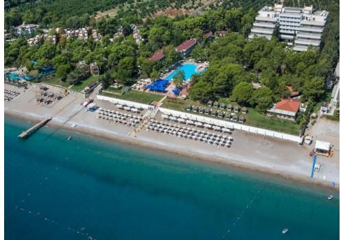 Hotel FUN AND SUN CLUB SAPHIRE Tekirova letovanje Turska paket aranžman