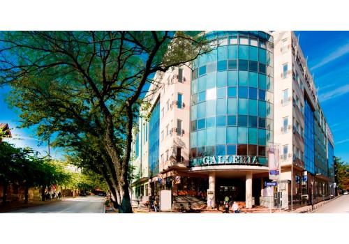 Hotel Galleria Subotica Serbia incoming